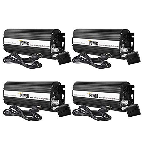 iPower GLBLST1000DX4 Digital Dimmable Electronic Ballast