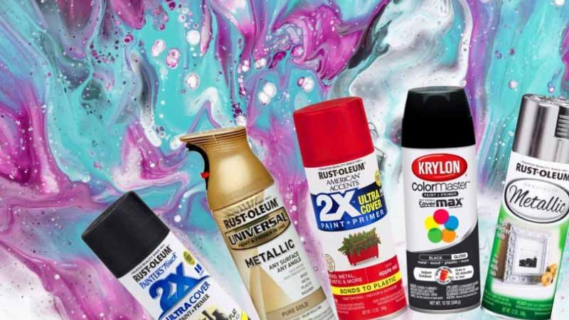 Best Paints for Plastic