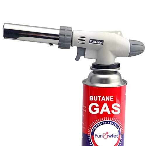Butane Torch Kitchen Blow Lighter - Culinary Torches