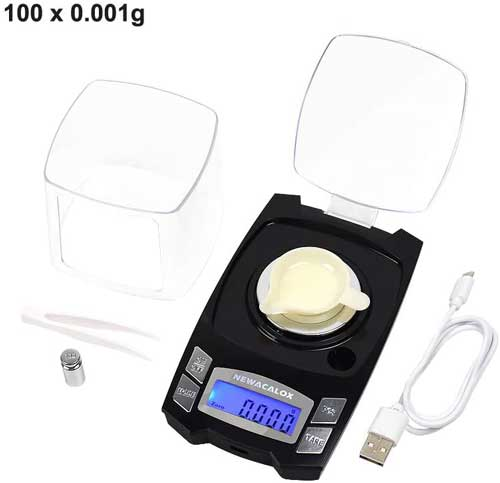 Digital Rechargeable Scales
