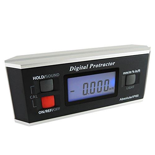 Gain Express V-Groove Digital Protractor