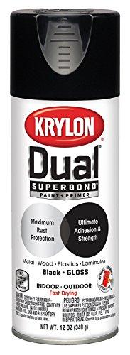 Krylon K08801007 Dual Superbond Paint and Primer