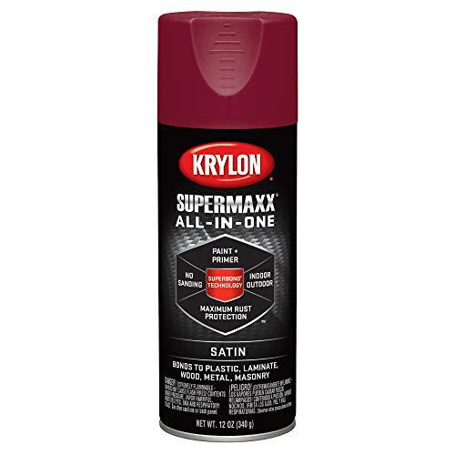 Krylon K08976000 SUPERMAXX Spray Paint