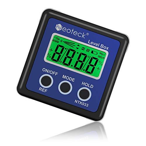 Neoteck LCD Digital Protractor