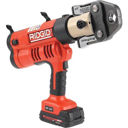 Ridgid GIDDS2-813276 RIDGID RP 340-B Press Tool Kit
