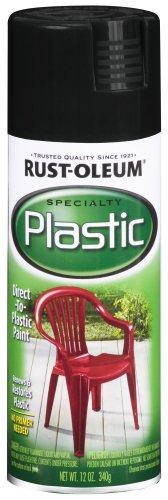 Rust-Oleum 211338 Paint for Plastic Spray