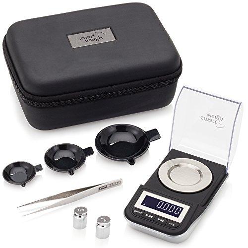 Smart Weigh Premium High Precision Digital Milligram Scale