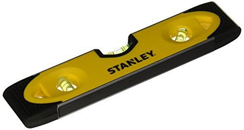 Stanley 43-511 Magnetic Shock Resistant Torpedo Level