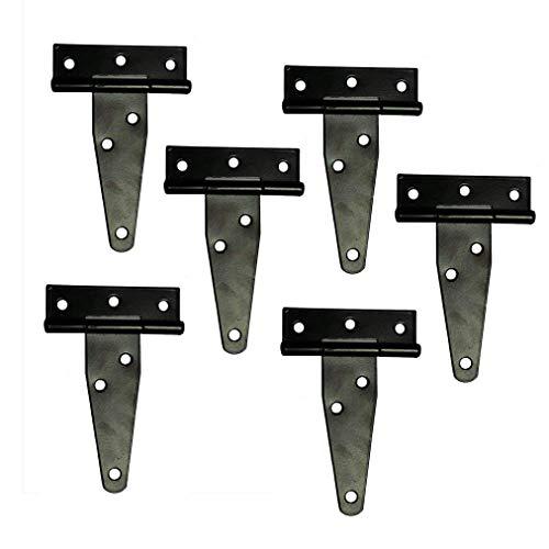 T&B Light Duty T-strap Door Hinges