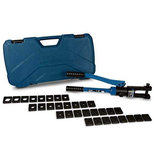 TEMCo Industrial Hydraulic Cable Lug Crimper TH0005-11