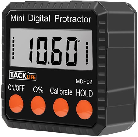 Tacklife MDP02 Advanced Digital Protractor