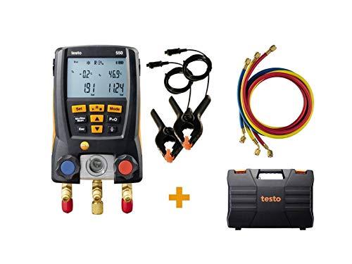 Testo- 550 Hoses Manifold Kit