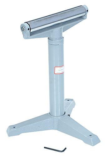 "Vestil STAND-H 14"" Horizontal Deluxe Roller Stand"
