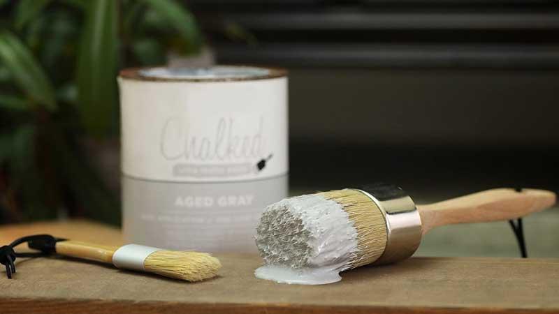 Best Brush for Chalk Paint