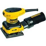 DEWALT D26441 2.4 Amp 1/4 Sheet