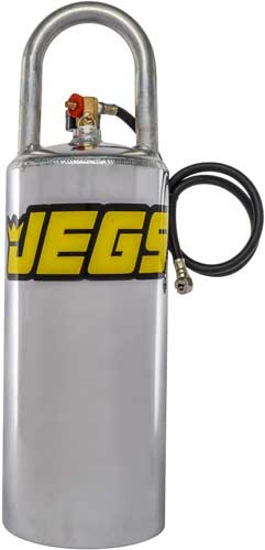 JEGS Performance Products 1002 Portable Aluminum Air Tank