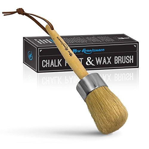 New Renaissance Professional Chalk Painting and Wax Brush