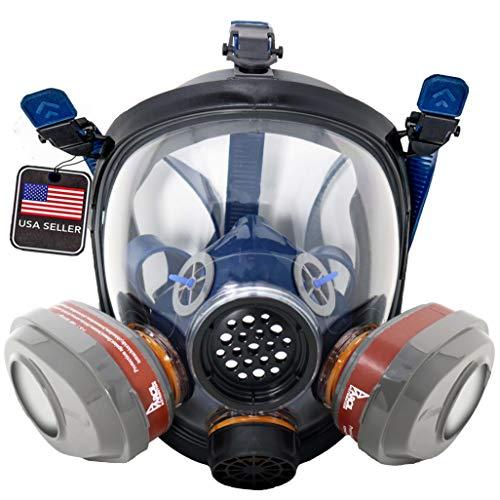PD-101 Full Face Respirator