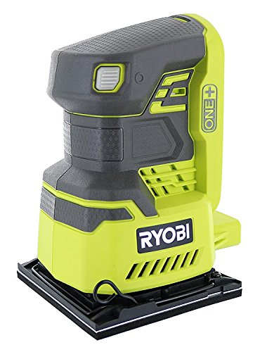 Ryobi P440 One+ 18V Lithium-Ion 1/4 Sheet Palm Sander