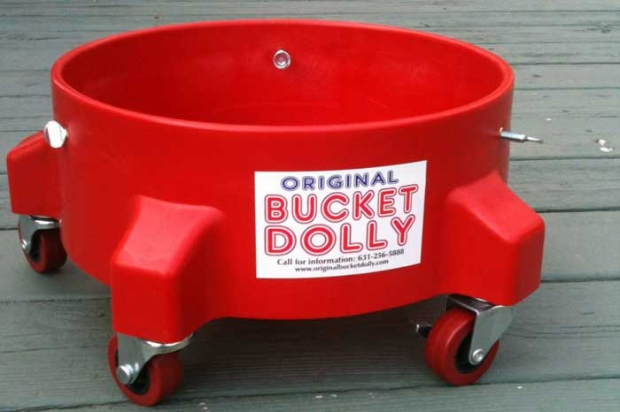 Bucket Dollies
