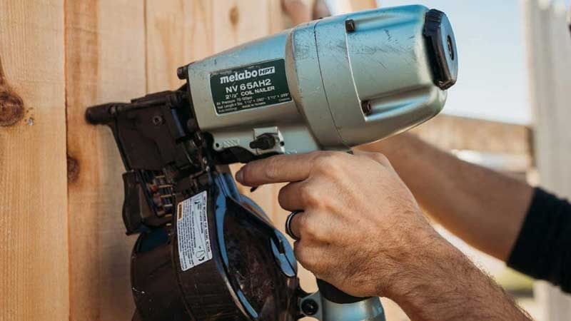 Best Nail Gun for Hardie Siding and Trim