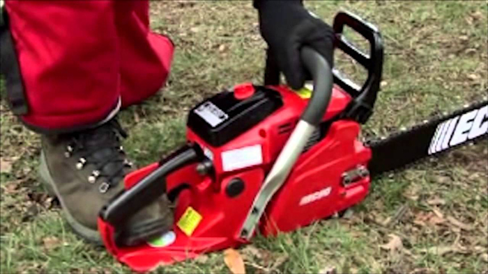 Chainsaw Using an Electric Drill