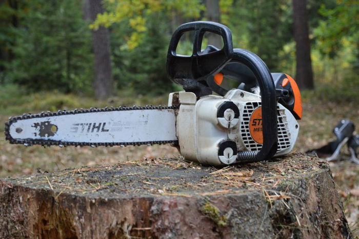 Steps to Convert into an Electric Starter Chainsaw