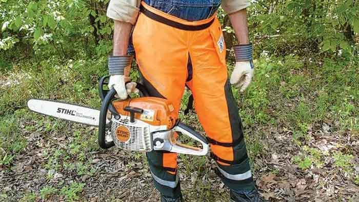 Chainsaw Workers Love Chaps