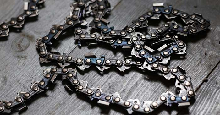 Features of Chainsaw Chain