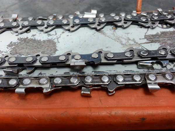 Narrow Kerf Chain